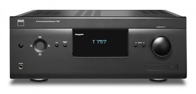 T 757V2 AV Surround Sound Receiver