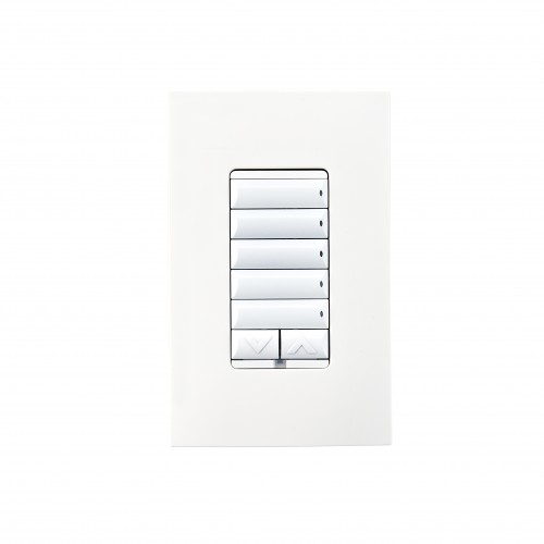 Control 4 keypad dimmer with light load 120v ssi for 120 volt magnetic door switch
