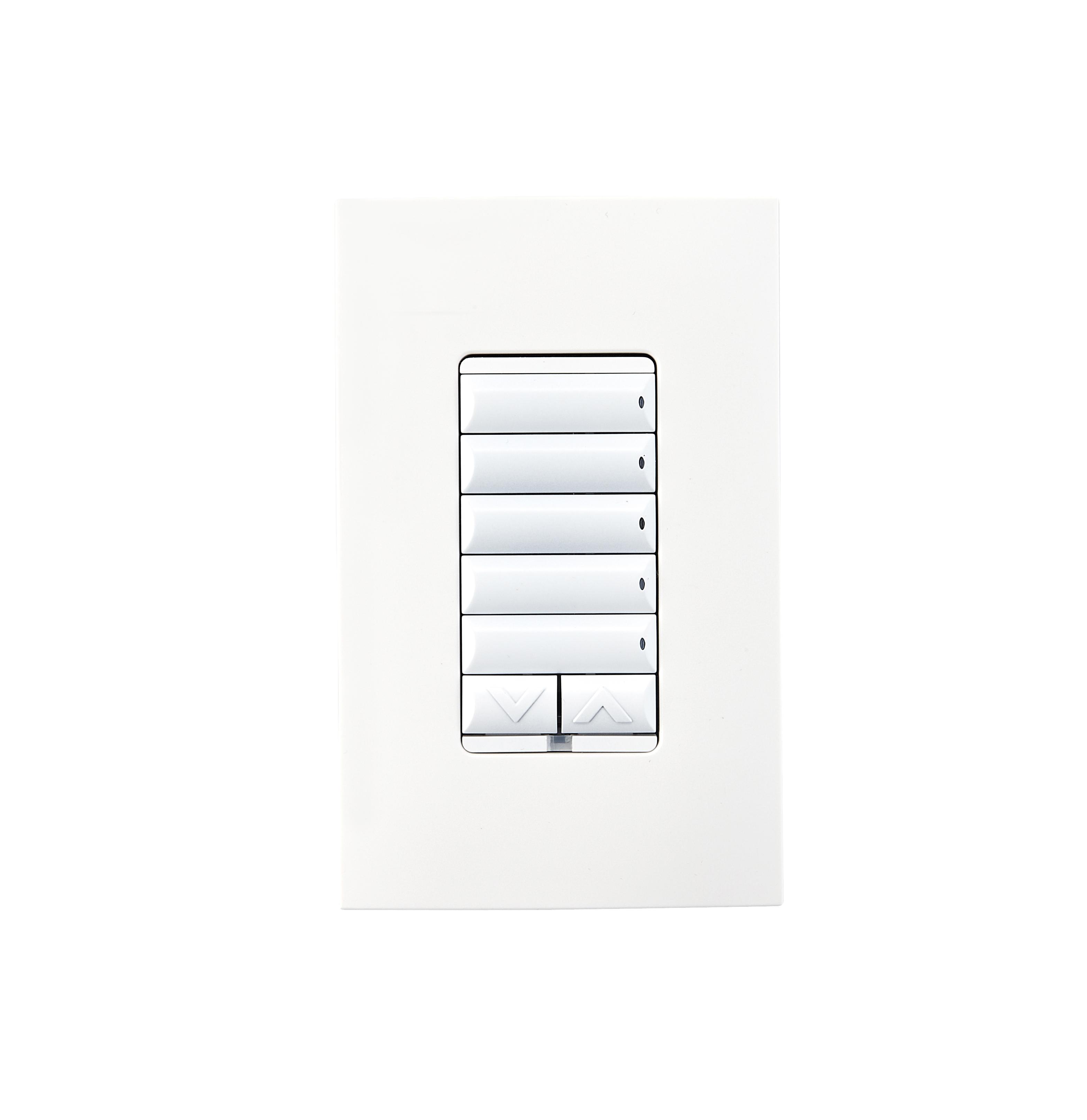 Control 4 Keypad Dimmer With Light Load 120V SSI