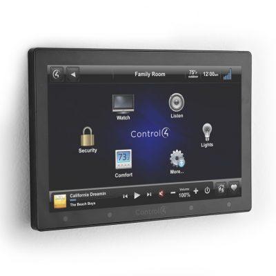 control 4 garage door package with door contacts. Black Bedroom Furniture Sets. Home Design Ideas